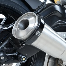R & G Oval Exhaust Protector [(Can Cover)]