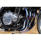 Moto Gear Hand Bent Exhaust Pipe Kit