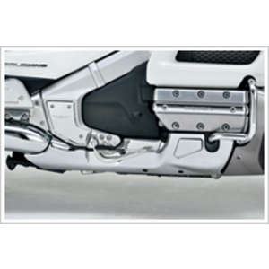 HONDA Rear  Cowl: Chromium Plating Type
