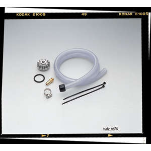 KIJIMA Tetoron Hose Breather Kit for MONKEY