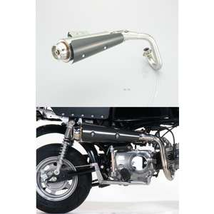 KITACO GPR Up Exhaust System (Type 212V)