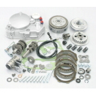 KITACO ULTRA Drive Kit Type X3 (Silver Clutch Cover)