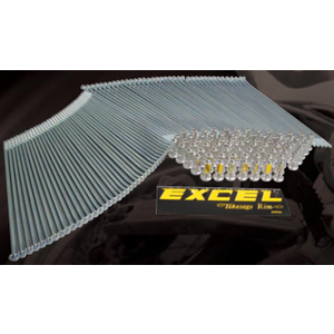 EXCEL RIM Spoke & Aluminum Nipple Set