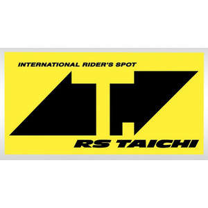RS Taichi T. Mark Fluorescent Sticker