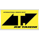 RS Taichi RSW012 T. Mark Fluorescent Sticker
