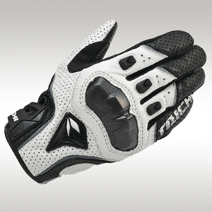 RS Taichi RST390 Armed Leather Mesh Gloves