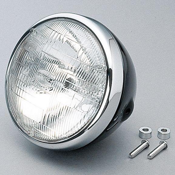 【DAYTONA】復古頭燈 - 「Webike-摩托百貨」