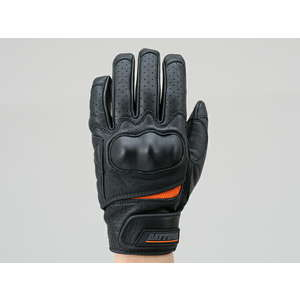 DAYTONA Goat Skin Punching Mesh Gloves Protection Type