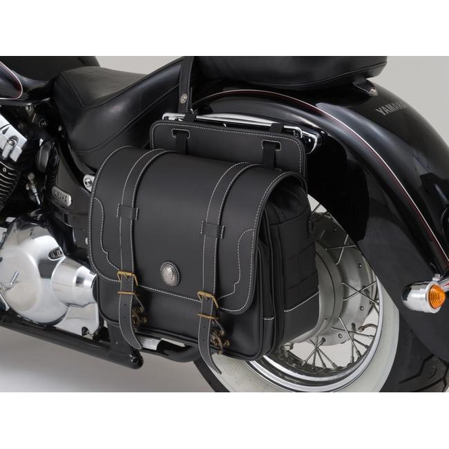 【DAYTONA】馬鞍包支架 鍍鉻 - 「Webike-摩托百貨」