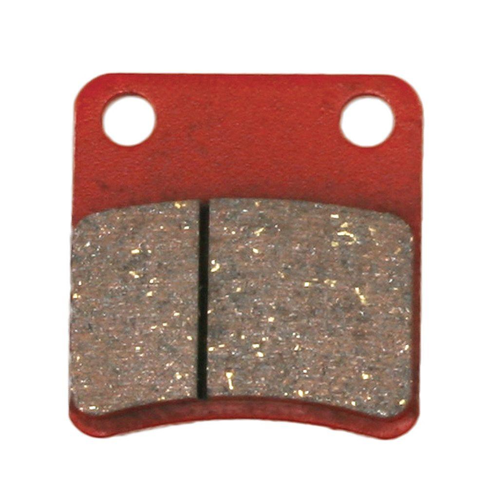 【DAYTONA】紅色 煞車來令片 - 「Webike-摩托百貨」