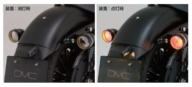 【DAYTONA】【PROMINENCE】 邊框燈殼套件 - 「Webike-摩托百貨」