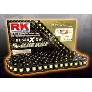 RK BL Black Scale Series Chain BL530X-XW