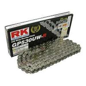 RK GP Super Series Silver Chain GP530X-XW
