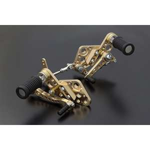 PMC(Performance Motorcycle Creative) Billet Rear Sets Kit