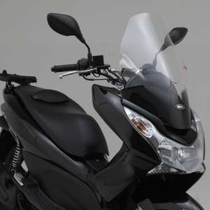 GIVI Aerodynamic Windshield [D322ST]
