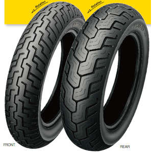 DUNLOP D404 [100/90-19 MC 57S WT] Tire