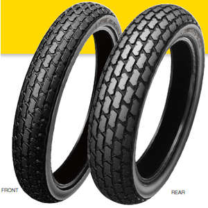 DUNLOP DIRT TRACK K180 [130/80-18 MC 66P WT] Tire