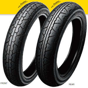 DUNLOP K300GP [130/80-18 MC 66V TL] Tire