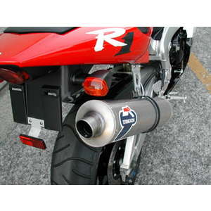 TERMIGNONI Slip-on Exhaust 1 Silencer Up Type
