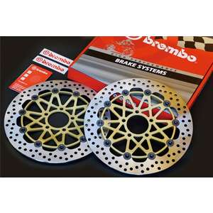 brembo [Super Sport] Floating Disc (for Left and Right)
