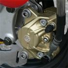 加大煞車碟盤專用前卡鉗組| Webike摩托百貨