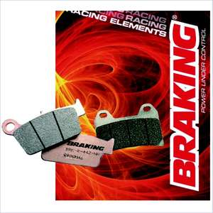 BRAKING Metal Brake Pads(CM46)