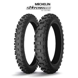 MICHELIN STARCROSS MH3 [2.75-10 37J TT] Tire