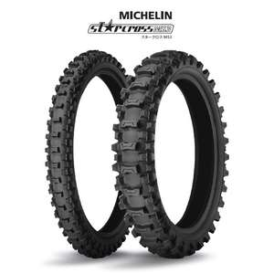 MICHELIN STARCROSS MS3 [2.75-10 37J TT] Tire
