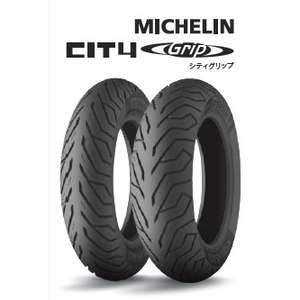 MICHELIN CITY GRIP [100 / 90-14 M / C 57P REINF TL] Tyre
