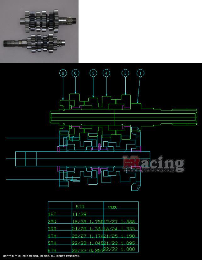 jf506变速箱电路图