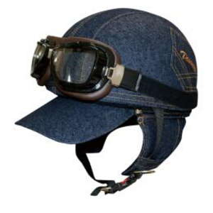 DAMMTRAX Casque Bandit DENIM