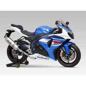 YOSHIMURA Slip-on Silencer HEPTA FORCE Cyclone EXPORT SPEC Japanese Government Certified