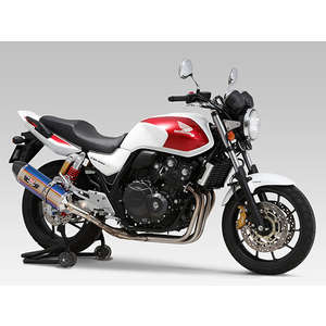 YOSHIMURA Slip-on Silencer R-77J Cyclone EXPORT Specification