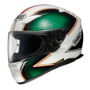 SHOEI Шлем-интеграл XR-1100 SKEET [TC-4 Green/White]  SHOEI