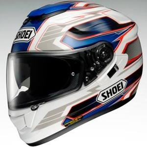 SHOEI GT-Air INERTIA [TC-2 Blue/White] Helmet