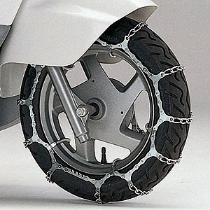 YAMAHA Tire Chain (with Front/Chain Band)