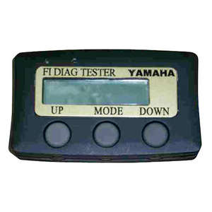 YAMAHA FI - Diagnose - Tool
