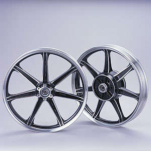YAMAHA Casting Wheel Set