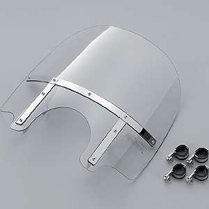 YAMAHA Windshield Set for DS250