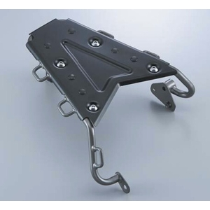 YAMAHA Rear Carrier Black