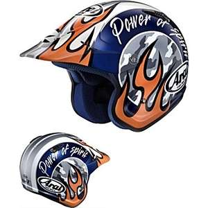 Arai HYPER-T KENNY3 [Orange] Helm