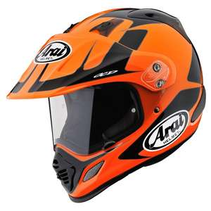 Arai Casco TOUR-CROSS 3 (XD4) EXPLORE [Naranja]