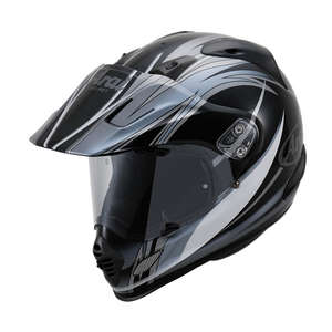 Arai Casco TOUR-CROSS 3 (XD4) CONTRAST [Negro]