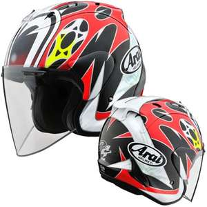 Arai 【Items eligible for OutletSale】 SZ - RAM 4 Nakasuga Helmet 【Specials Items】