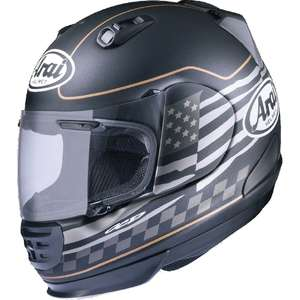 Arai 【Items eligible for OutletSale】 RAPIDE - IR FLAG USA Helmet 【Specials Items】