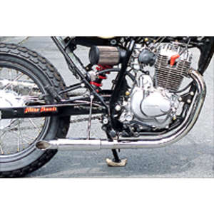 NitroHeads Turn Out Exhaust System