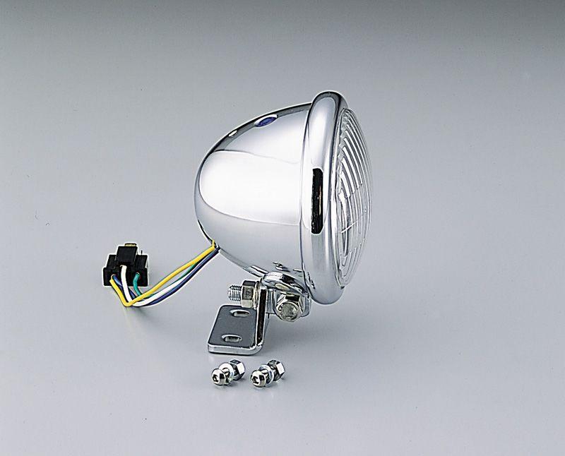 hurricane 4 kit de phares de type bates ha5610. Black Bedroom Furniture Sets. Home Design Ideas