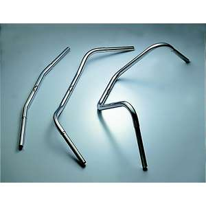 HURRICANE Flat φ7/8inch Steel Handlebar exclusive for W650