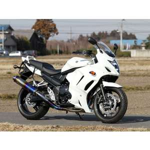 r's gear Wyvern Full Exhaust Single Type Exhaust System