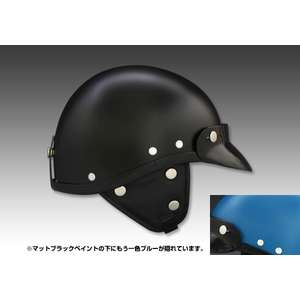 EASYRIDERS Police Type E Helmet with Visor